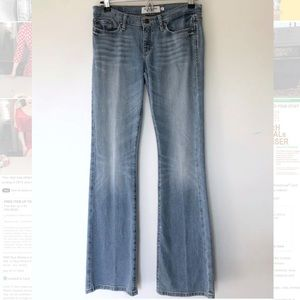 Abercrombie women's blue jeans MADISON 4 R